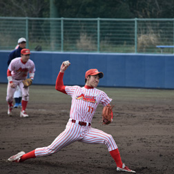 オープン戦 対 桐蔭横浜大学