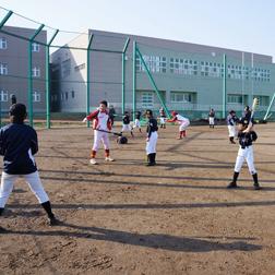 イベント開催 小学生野球教室