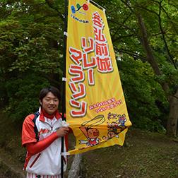 2015年6月14日(日) 弘前城リレーマラソン