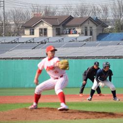 オープン戦 対 上武大学