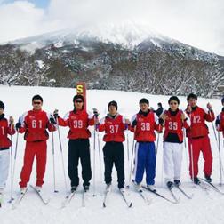 イベント参加 岩木山スキーフェスティバル