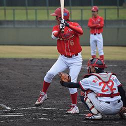2015年 第40回全日本クラブ野球選手権 一次予選青森県大会 準決勝(キングブリザード)