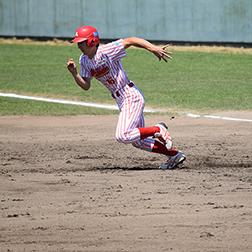 2015年 第40回全日本クラブ野球選手権 一次予選青森県大会 決勝(三菱製紙八戸)